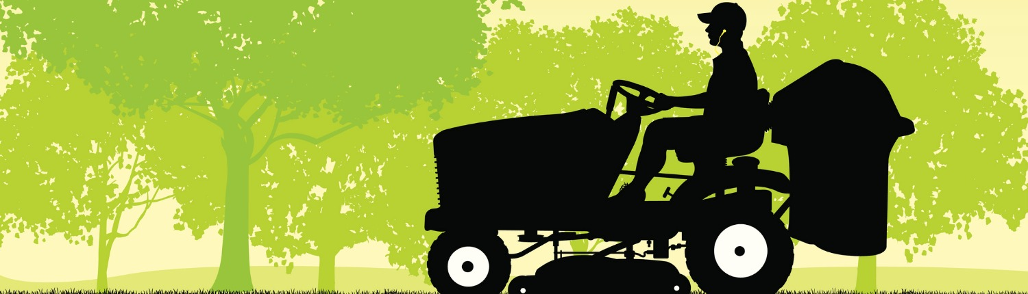 Leasing commercial lawn mowers