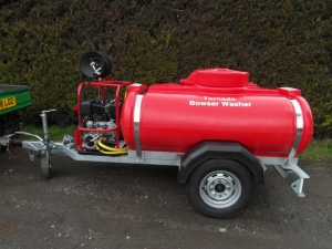 water bowser pressure washer leasing